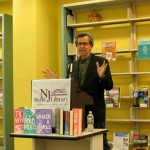 Chris Grabenstein at the NJ State Libraryl