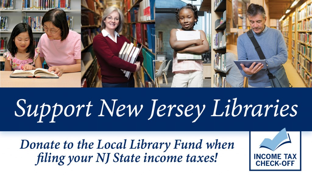 Local Library Support Fund Banner