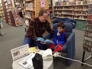 Evesham Library - After Superstorm Sandy