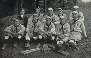 State Asylum at Trenton baseball team